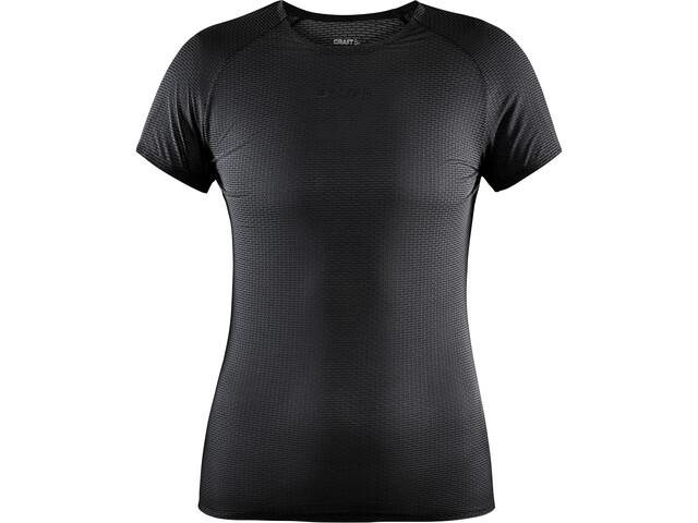 Craft Pro Dry Nanoweight Chemise manches courtes Femme, black